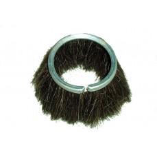 Kirby dulkių valymo šepečio natūralaus šerno plauko žiedas