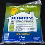 Kirby maišeliai HEPA , balti, universalus pajungimas