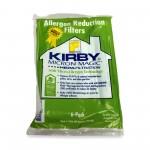 Kirby maišeliai, HEPA, balti, F stiliaus pajungimas