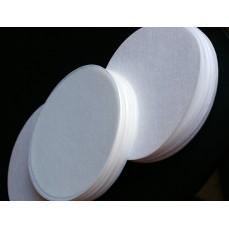 Kirby filtriukai naudojimui su demonstraciniu nešvaros testavimo priedu (balti)