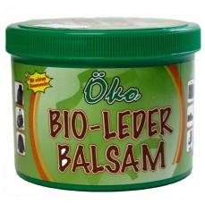 """""""Oko Bio Leder Balsam"""" su kempinėle, odos gaminių (odinių baldų, salonų, batų) priežiūrai (250 ml)"""